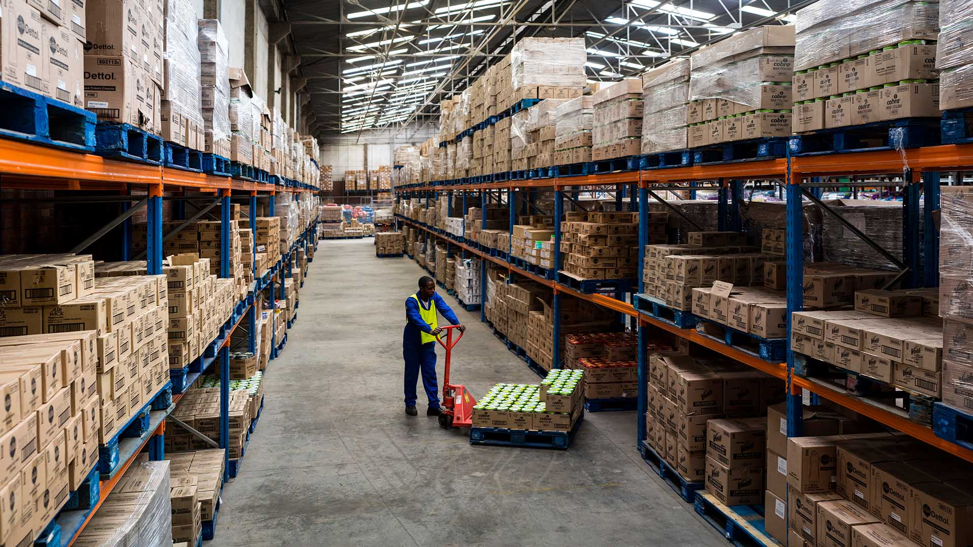 Warehouse Route to Market